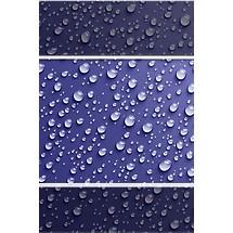 Purple Dews - Lock Screen iP4