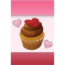 Love Cupcake - Lock Scrn iP4