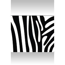 Zebra Print - Lock Scrn iP4
