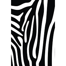 Zebra Print - Home/Lock Scrn iP4