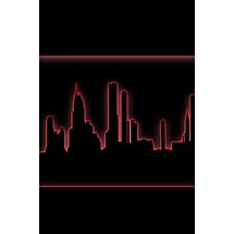 Abstract City - Lock Scrn iP4