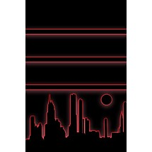 Abstract City - Home Scrn iP4