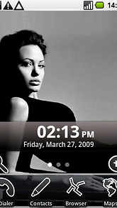 Angelina Jolie Theme