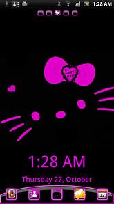 Hello Kitty GO Launcher EX Theme