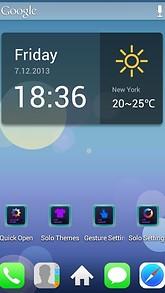 Тема Ios7 Android