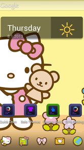 Hello Kitty Skin