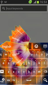 Fantasy Color Keyboard
