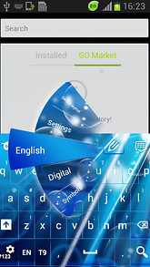 Free Go Keyboard Theme Color Android Themes - Mobiles24