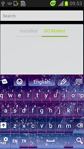 Fairy Dust Keyboard