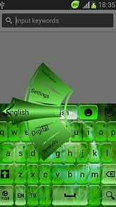 Keyboard Themes Cute