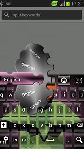 Swag Keyboard Theme