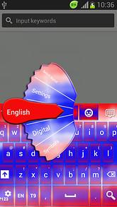Thailand Keypad