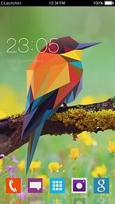 Lowpoly Bird