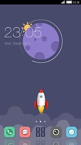 Rocket Launch Theme