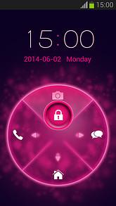 Neon Locker App