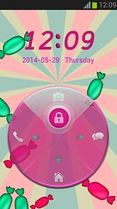 Pink Candy GO Locker