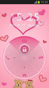 Pink Love Locker GO