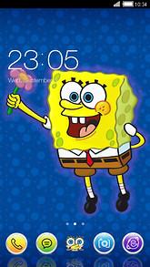 Spongebob C Launcher Theme