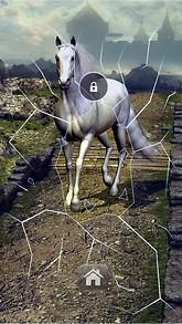 3D Horse Lock Screen