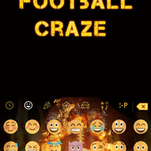 Football Craze🏈Keyboard Theme