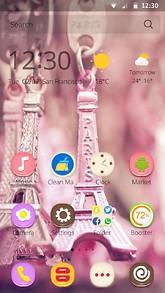 Paris Macaron Theme