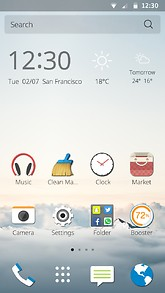 Classical ONE A9 Theme