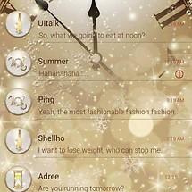 (FREE) GO SMS COUNTDOWN THEME