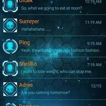 (FREE) GO SMS CONTROL THEME