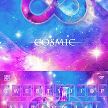 Cosmic Star Emoji KikaKeyboard