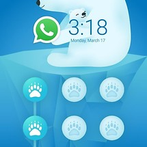 AppLock Theme - Earth Day