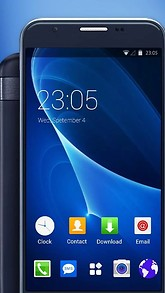 Free Samsung Galaxy Theme Android Themes - Mobiles24