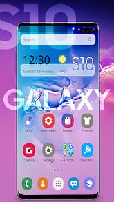 Samsung Galaxy S10 Theme - Premium Android