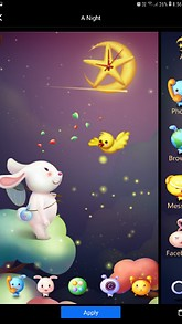 Free Go Launcher Android Themes - Mobiles24