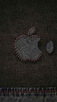 Apple Denim Wide