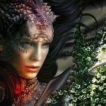 Aria Warrior Girl