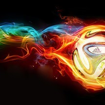 2014 Fifa World Cup Brazuca Ball