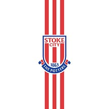Stoke City FC Stripes