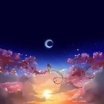 Anime Girl Dream