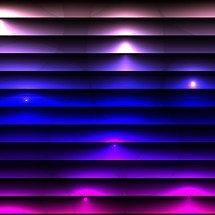 Abstract Light Wall