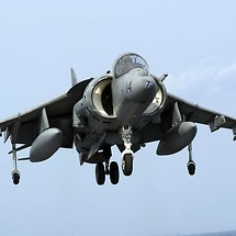Harrier-take-off