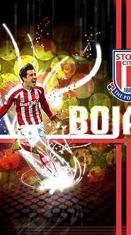Stoke City Bojan Krkic