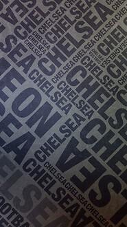 Chelsea FC Texture