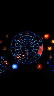 Koenigsegg Ccx Instrument Cluster