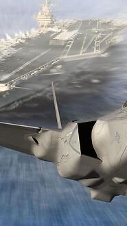 F 35 Jetfighter