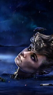 Fantasy Water Girl