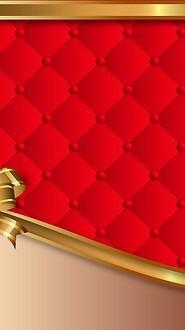 Red Luxury Fabric