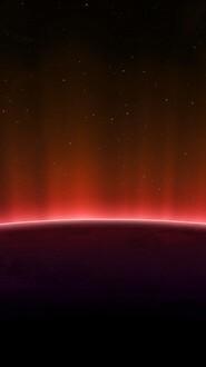 Glowing Atmosphere
