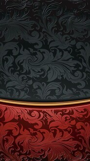 Black And Red Classic Texture