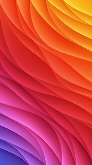 1 Colorful Abstract Lines