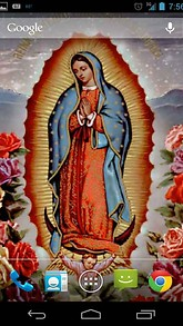 Virgen Mary Live Wallpaper